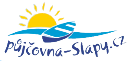 Půjčovna Slapy - půjčovna lodí, šlapadel a surfů